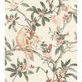 Rasch Vlies Tapete Muster & Motive 543315 Poetry II Weiß-cremeweiß 0.53 x 10.05 m