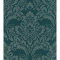 Rasch Vlies Tapete Muster & Motive 547344 Poetry II Blau-petrol 0.53 x 10.05 m