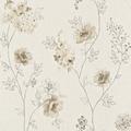 Rasch Vliestapete Blumen Blüten Aquarell, 573411