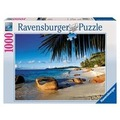 Ravensburger Premiumpuzzle im Standardformat - Unter Palmen
