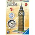 Ravensburger 3D Puzzles - Big Ben mit Uhr