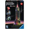Ravensburger 3D Puzzles - Empire State Building bei Nacht