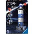 Ravensburger 3D Puzzles - Leuchtturm bei Nacht