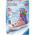 Ravensburger 3D Puzzles - Sneaker - American Style