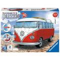 Ravensburger 3D Puzzles - Volkswagen T1 - Surfer Edition