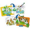 Ravensburger Aqua Doodle® Puzzle: Heimische Tiere
