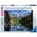 Ravensburger Deutschland Collection - Eibsee mit Wettersteingebirge und Zugspitze