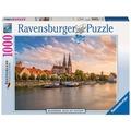 Ravensburger Deutschland Collection - Regensburg, Blick auf die Altstadt