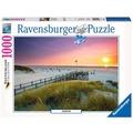 Ravensburger Deutschland Collection - Sonnenuntergang über Amrum