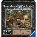 Ravensburger Exit Puzzle - EXIT Hexenküche