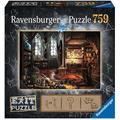 Ravensburger Exit Puzzle - EXIT  Im Drachenlabor