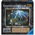 Ravensburger Exit Puzzle - EXIT Im U-Boot