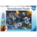 Ravensburger Kinderpuzzle im XXL-Format - Expedition Weltraum