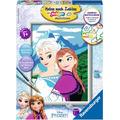 Ravensburger Malen nach Zahlen - Elsa und Anna