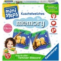 Ravensburger ministeps - Kuschelweiches memory®