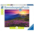 Ravensburger Nature Edition - Bergwiese im Morgenrot