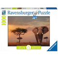 Ravensburger Nature Edition - Elefant in Masai Mara National Park
