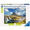 Ravensburger Nature Edition - Wasserfall vor Kirkjufell, Island