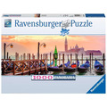Ravensburger Panorama-Format - Gondeln in Venedig