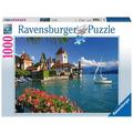 Ravensburger Premiumpuzzle im Standardformat - Am Thunersee, Bern