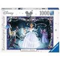 Ravensburger Premiumpuzzle im Standardformat - Cinderella