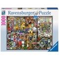 Ravensburger Premiumpuzzle im Standardformat - Colin Thompson: Erfindergeist