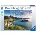 Ravensburger Premiumpuzzle im Standardformat - Die grüne Insel