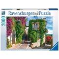 Ravensburger Premiumpuzzle im Standardformat - Französische Idylle