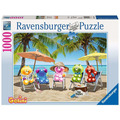 Ravensburger Premiumpuzzle im Standardformat - Gelinis im Sommerurlaub