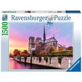 Ravensburger Premiumpuzzle im Standardformat - Malerisches Notre Dame