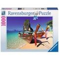 Ravensburger Premiumpuzzle im Standardformat - Phra Nang Beach, Krabi, Thailand