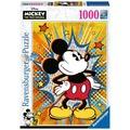 Ravensburger Premiumpuzzle im Standardformat - Retro Mickey