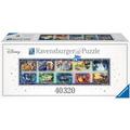 Ravensburger Premiumpuzzle im Standardformat - Unvergessliche Disney Momente