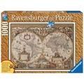 Ravensburger Antike Weltkarte. Puzzle 1000 Teile