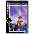 Ravensburger Star Line – Leuchtpuzzle - Funkelnder Eiffelturm