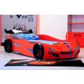 relita Autobett SUPERDRIFT rot mit Rollrost 90x200cm