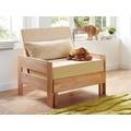 relita Zusatz-Sessel NOEL lackiert natur