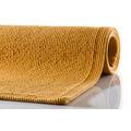 RHOMTUFT Badteppich PLAIN gold 70 x 120 cm
