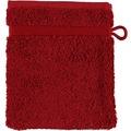 RHOMTUFT Handtuch PRINCESS, cardinal 55 x 100