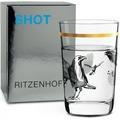 Ritzenhoff Schnapsglas von Peter Pichler (Raben) Raben 40 ml