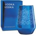 Ritzenhoff Vodkaglas von Carlo Dal Bianco Blumen 300 ml