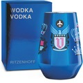 Ritzenhoff Vodkaglas von Peter Horridge Kronen 300 ml
