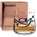 Ritzenhoff Whiskyglas von Annett Wurm Keltischer Endlosknoten, Schrift 250 ml