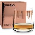 Ritzenhoff Whiskyglas von Pietro Chiera Tropfen 250 ml