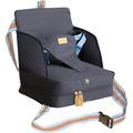 Roba Boostersitz, aufblasbarer Sitz mit erhöhten Seitenteilen, Sitzerhöhung für daheim und unterwegs