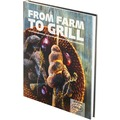 "RÖSLE Grillbuch "" From Farm To Grill"""