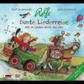 Rolfs bunte Liederreise. CD Hörbuch