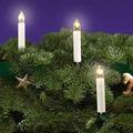 Rotpfeil Lichterkette 15er innen, Toplampen, 50cm Abstand