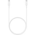 Samsung USB Type-C zu USB Type-C Kabel EP-DA70, Weiß