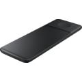 Samsung Wireless Charger Trio Pad EP-P6300, Schwarz